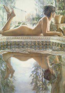 Reflections by Artist Steve Hanks