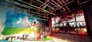 Better Tomorrow by Artist Yuumei, aka Wenqing Yan