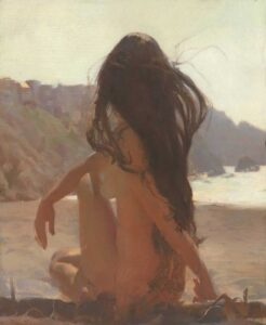 Fata Morgana by Inspirational Artist Sergio Lopez