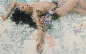 Floribunda by Inspirational Artist Sergio Lopez