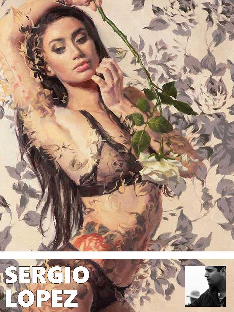 Inspirational Artist Sergio Lopez