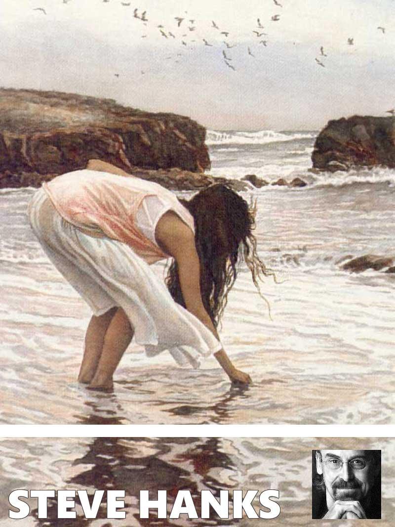 Inspirational Artist Steve Hanks