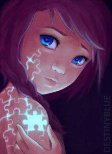 Last Piece by Artist DestinyBlue