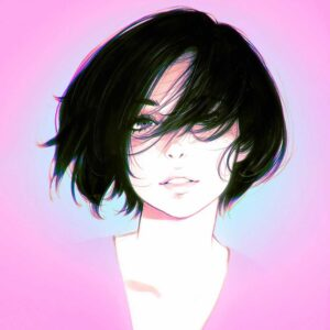 Messy by Inspirational artist Ilya Kuvshinov