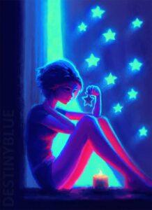 Night Maker by Artist DestinyBlue