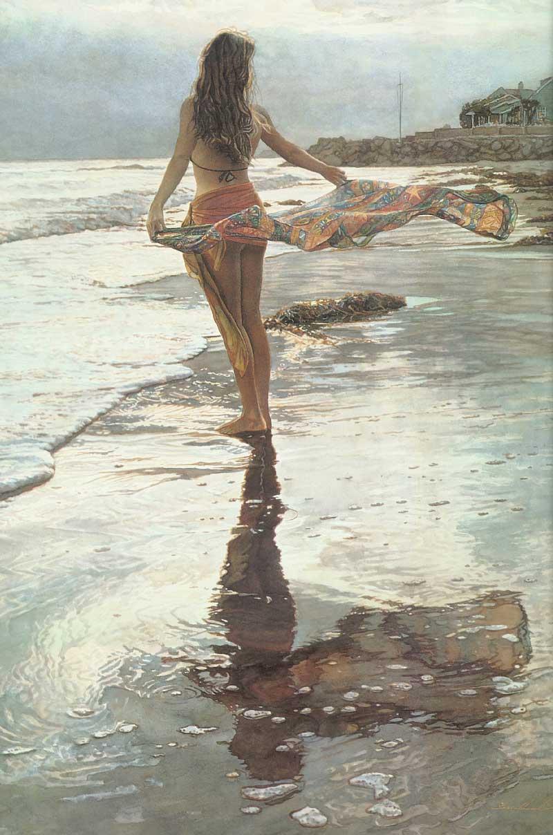 Inspirational Art by Artist Steve Hanks