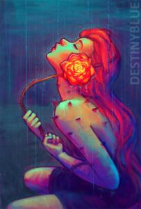 Thorns by Artist DestinyBlue