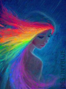 Through The Storm by Artist DestinyBlue