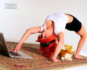 Inspirational Model Liz Katz Radical Edward Cosplay