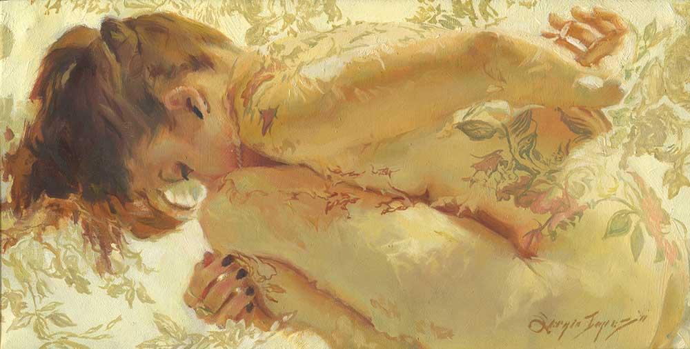 Inspirational Art : Chromatella by Sergio Lopez