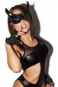 Inspirational Model Liz Katz Cat Cosplay
