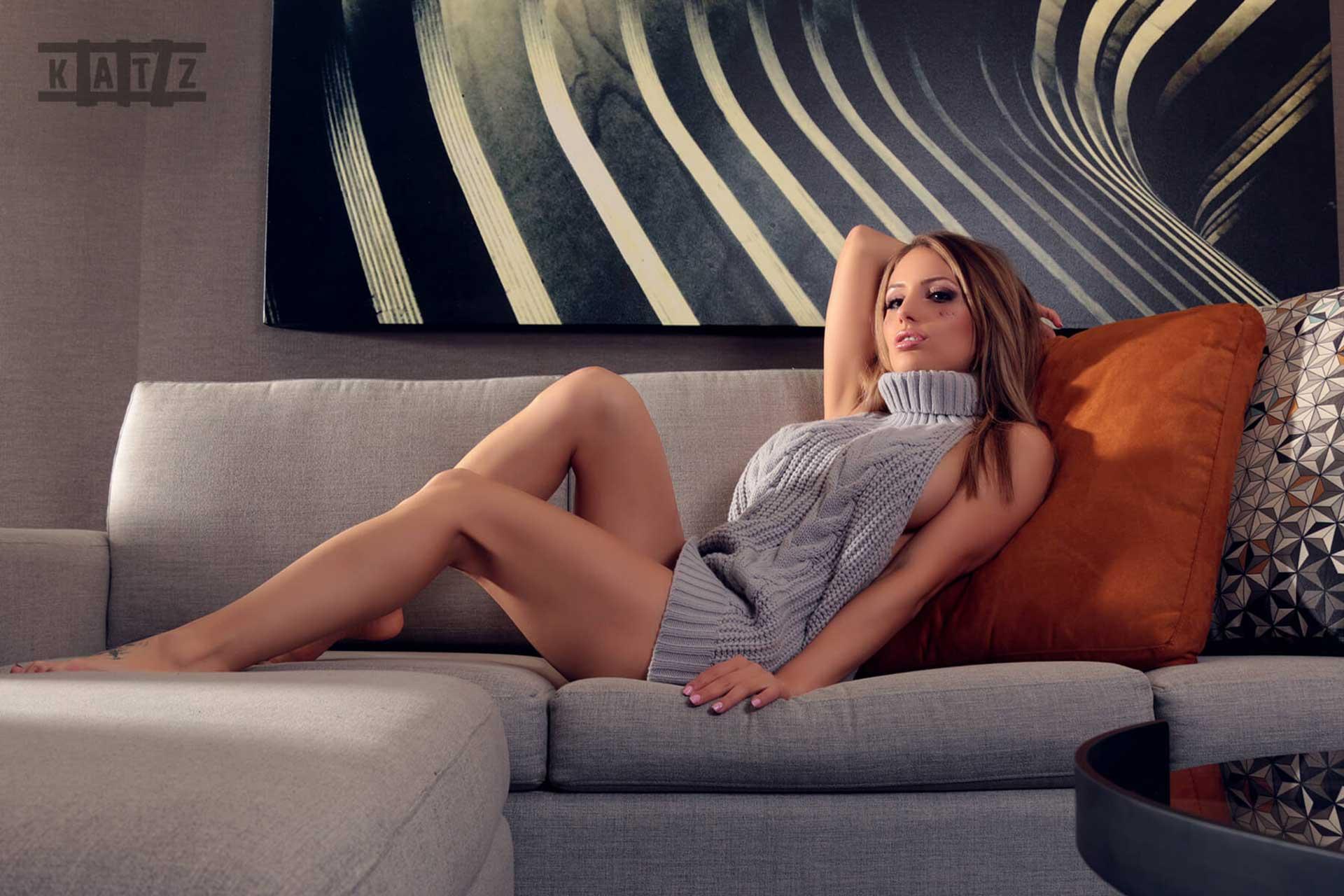 Inspirational Model Liz Katz