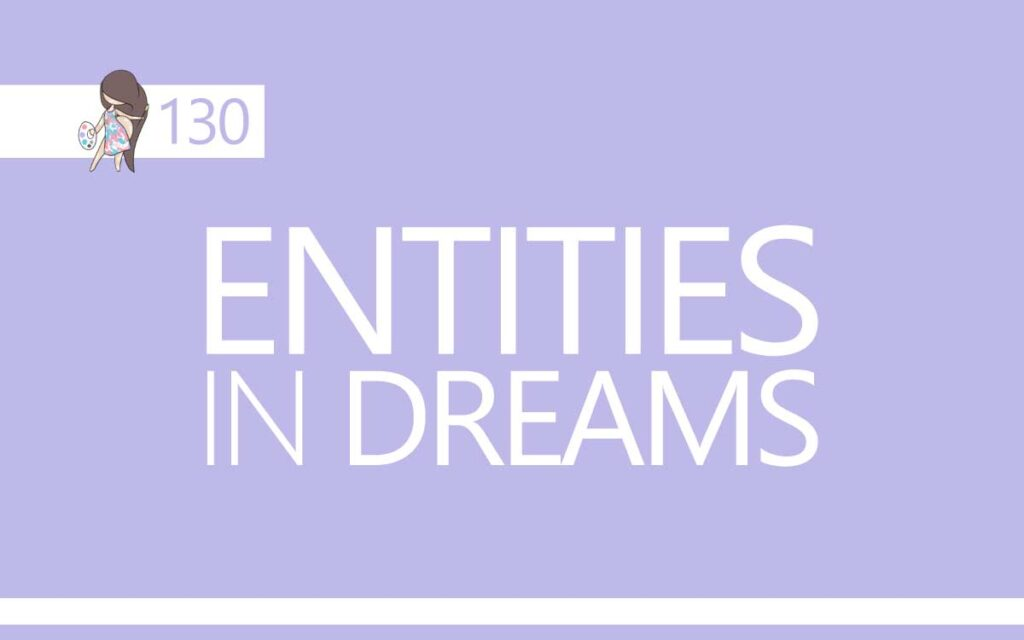 Entities in Dreams : An About the Tings Episode 130 of the So Free Art Podcast, with Transgender Artist Sophie Lawson