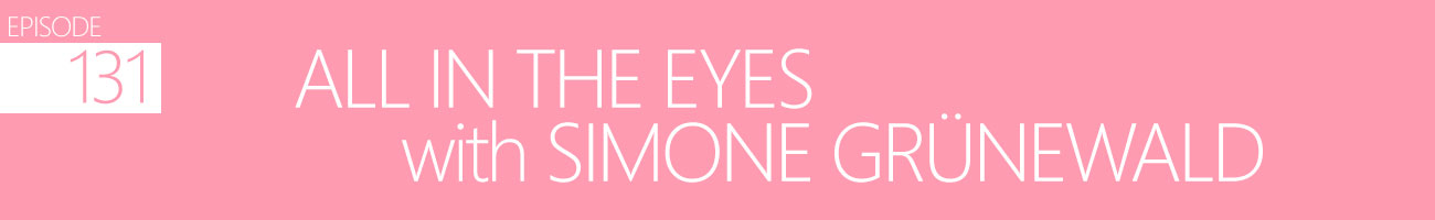 ALL IN THE EYES WITH ARTIST SIMONE GRÜNEWALD - a Sketch Every Day Art Book Article : Episode 131 of the So Free Art Podcast, with Transgender Artist Sophie Lawson