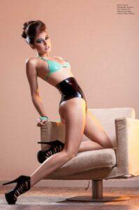Inspirational Model Miss Laurelle