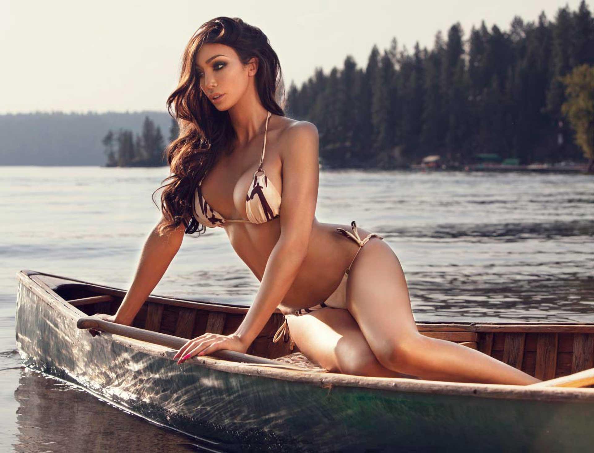 Inspirational Transgender Model Yasmine Petty