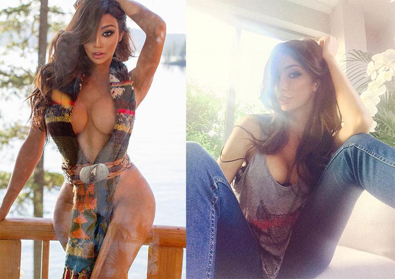 My Favourite Inspirational Model Yasmine Petty Photos