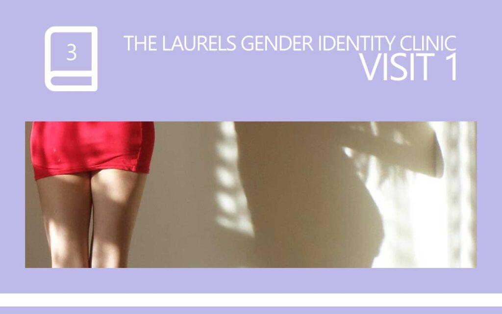 The Laurels Gender Identity Clinic Visit 1, with Transgender Model & Artist Sophie Lawson