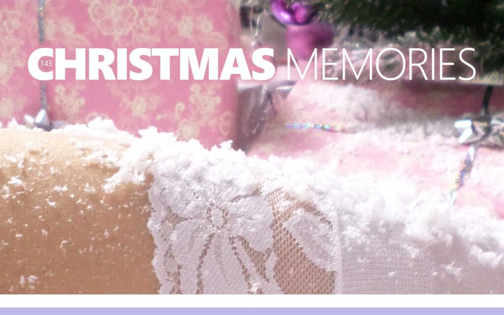 Christmas Memories : An About the Tings Episode 143 of the So Free Art Podcast, with Transgender Artist Sophie Lawson