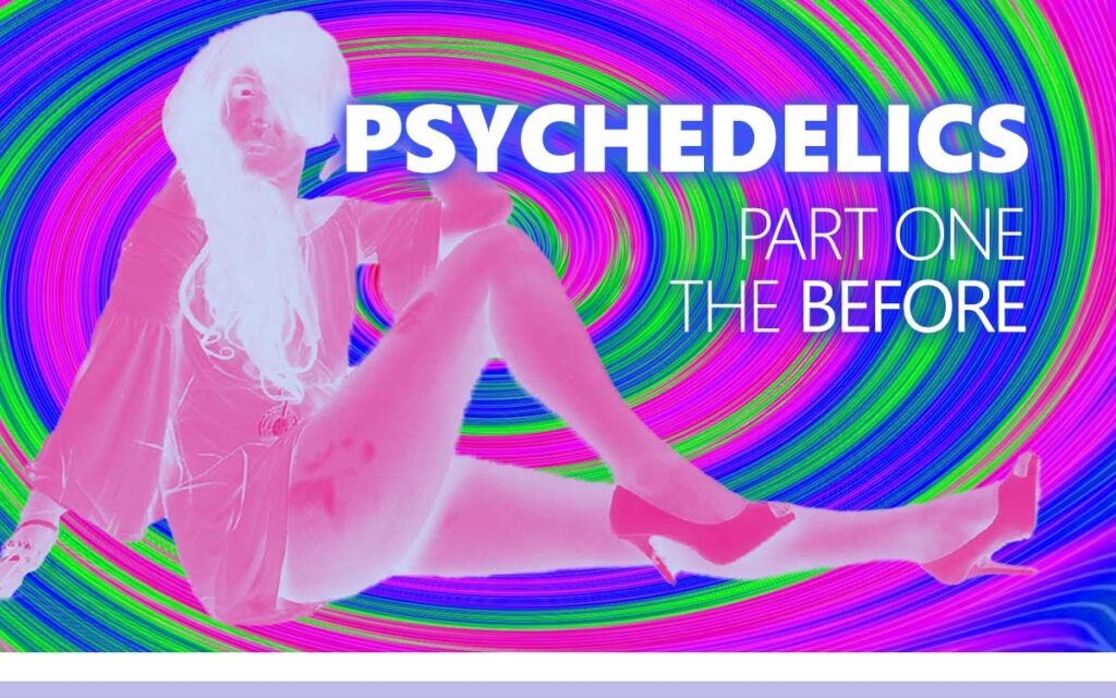 Psychedelics Part One : The Before - An About the Tings Episode 145 of the So Free Art Podcast, with Transgender Artist Sophie Lawson