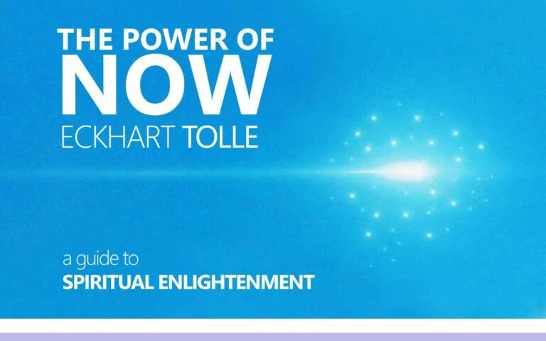 151 • THE POWER OF NOW BY ECKHART TOLLE : BOOK REVIEW