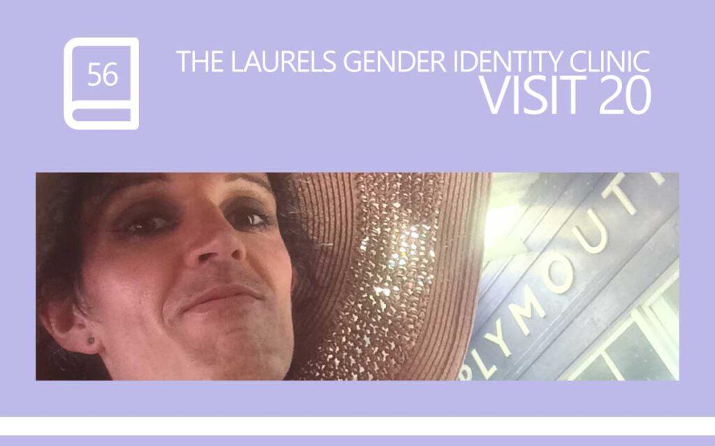 The Laurels Gender Identity Clinic Visit 20 - Panic Attacks, with Transgender Model & Artist Sophie Lawson