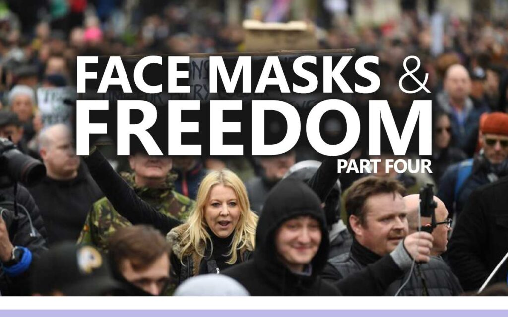 Face Masks and Freedom part four - An About the Tings Episode 156 of the So Free Art Podcast, with Transgender Artist Sophie Lawson