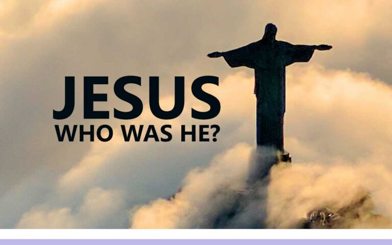 157 • JESUS – WHO WAS HE?