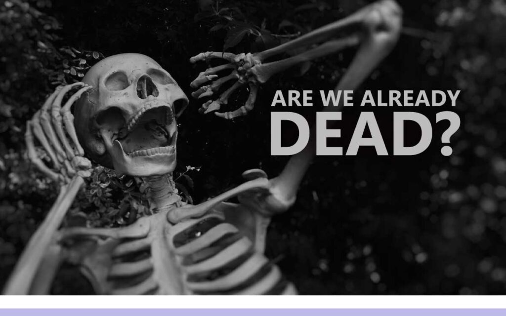 Are we already Dead? - An About the Tings Episode 163 of the So Free Art Podcast, with Transgender Artist Sophie Lawson