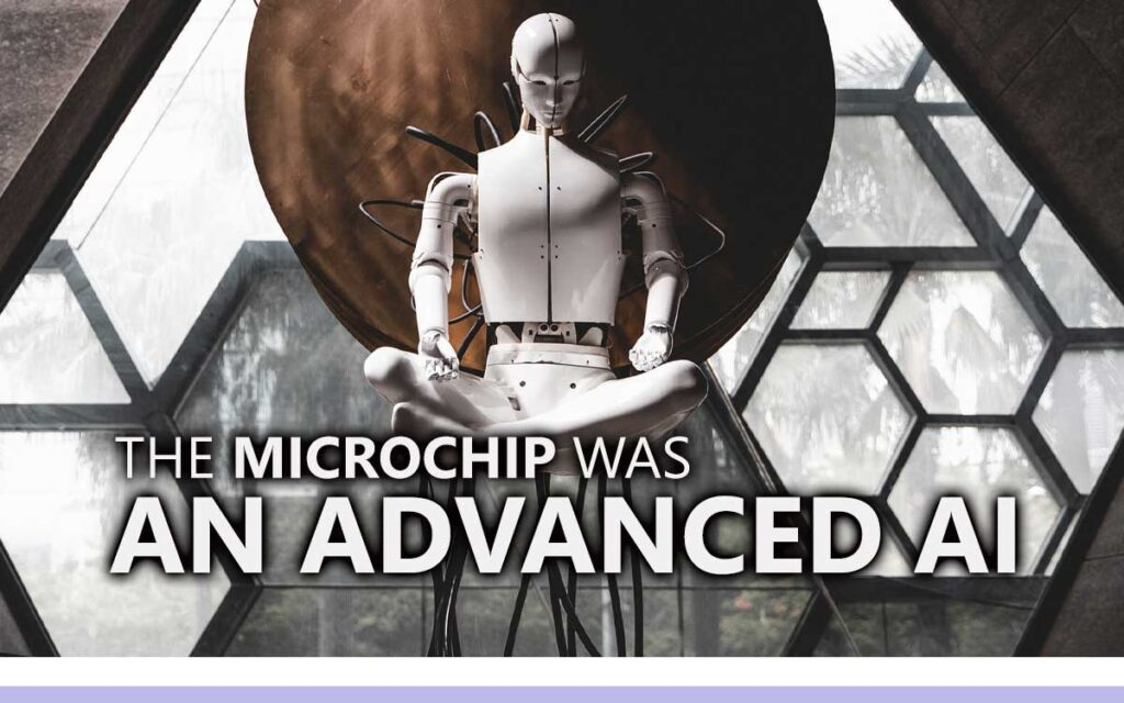 The Microchip was an Advanced AI - An About the Tings Episode 164 of the So Free Art Podcast, with Transgender Artist Sophie Lawson