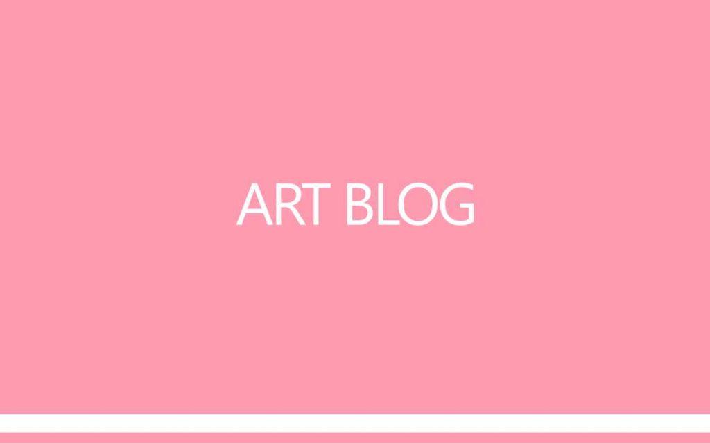Art Blog with Transgender Artist Sophie Lawson